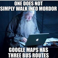 Tech Support Gandalf | Know Your Meme