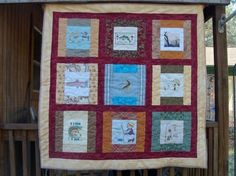 Charity Quilt for nursing home  WOCS