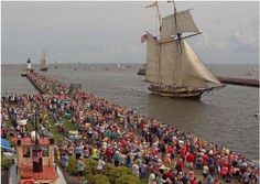 """Tall Ships in Duluth.""""2016"""""""