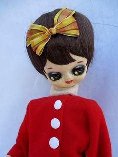 Will doll japanese vintage