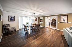 Dinning table Real Wood Floors, Hardwood Floors, Flooring, Repurposed Wood, Dinning Table, Wood Design, Old World, Furniture, Home Decor