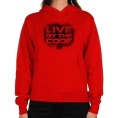 Mountain Dew Ladies The Code Midweight Pullover Hoodie - Red Football Fanatics. $45.95