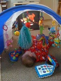 Sensory spaces. Repinned by SOS Inc. Resources.  Follow all our boards at http://Pinterest.com/sostherapy for therapy resources.