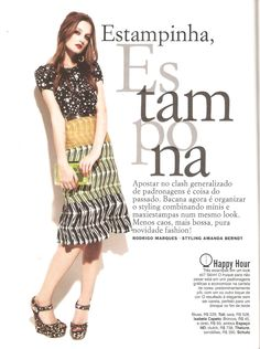 revista glamour - Pesquisa Google Happy Hour, Look, Sequin Skirt, Sequins, Skirts, Fashion, Cape Clothing, Block Prints, Glamour Magazine