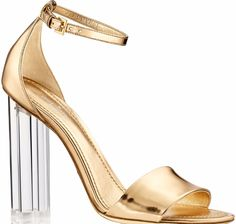0d761b06c38f Louis Vuitton Crystal Flower Sandals Clear Heel Shoes, Shoes Sandals,  Heeled Sandals, Glass