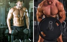 Limited equipment doesn't mean limited gains. Grab some dumbbells and a barbell and get ready to destroy these intense DumbBar supersets. Bulk Muscle, Bodybuilding Training, Bodybuilding Fitness, Killer Workouts, Barbell, Strength Training, Gain, Health Fitness, Exercise