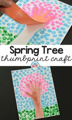 Spring Art Projects, Easy Art Projects, Spring Crafts For Kids, Easy Crafts For Kids, Creative Crafts, Fun Crafts, Spring Crafts For Preschoolers, Art Project For Kids, Arts And Crafts For Kids Easy