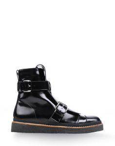 Nubuk boots - MARNI