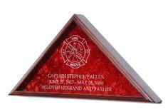Flag And Certificate Case | Flag Display Cases, Burial Flag Frames, Flag Medal