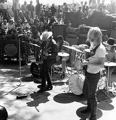 Allman Brothers  1969 Piedmont Park