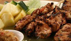 Satay - Good Chef Bad Chef