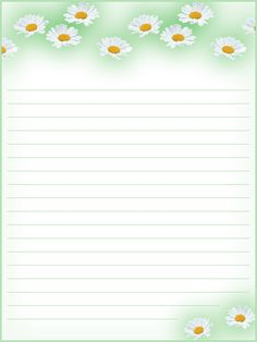 Stationery note paper