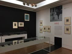 Ferrucio Busoni. Ausstellung zum Leben Busonis und zur Kunst in Zusammenhang mit seiner Musik. War sehr gut und exzellent gestaltet.