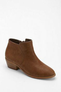 Urban Outfitters - faux leather ankle boots that are perfect for fall and less than $50