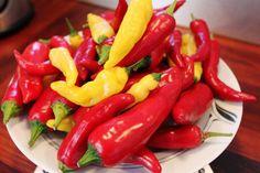 Jamie Oliver på syltede chilier