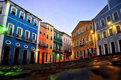 Pelourinho :: Salvador, Bahia :: Brazil.