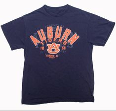 Cool item: Auburn Tigers T Shirt Adult Size Medium Love Clothing, Clothing Items, College T Shirts, Tiger T Shirt, Auburn Tigers, T Shirts With Sayings, Cool Items, Cool T Shirts, Tees