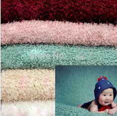 75 * 50 cm fotografia foto do bebê Props fundo Blanket recém-nascido cesta Stuffer adereços fotografia de recém-nascidos(China (Mainland))