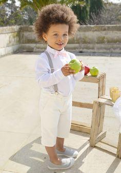 1c528f2764881 Costume garçon dhonneur personnalisable - Les petits Inclassables Costume  Bapteme Garcon