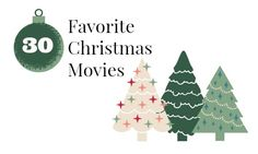 The ABC Family 25 Days of Christmas always leaves out some top notch Christmas Movies.  Here's a list of 30 favorite Christmas movies, and most of them are family friendly!