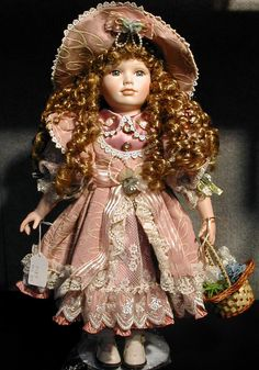 K.B. Porcelain Dolls