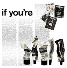 """""""If you're"""" by justeromy on Polyvore featuring beauté, Aesop, Assouline Publishing et Alexander McQueen"""
