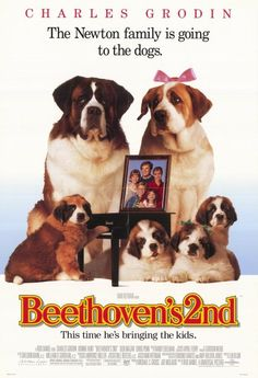 Because of this movie my sister and I made my parents get our dog a girlfriend.