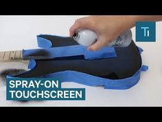 (1) This spray makes anything a touch screen - YouTube