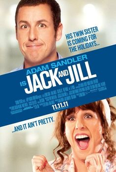 Jack and Jill, the Latest Movie Release