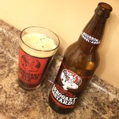 STONE BREWING - ARROGANT BASTARD - BOURBON BARREL AGED