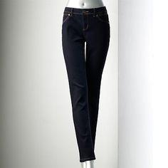 Simply Vera Vera Wang Skinny Jeans