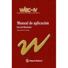 WISC-IV, Escala Wechsler de inteligencia para Niños - IV