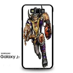 Vikings Football Samsung Galaxy J7 Prime Case