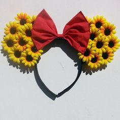 Taking a trip to a Disney park simply isn't the same without mouse ears. Keep scrolling for creative ideas . . . whether you're brave enough to DIY a pair or shop one on Etsy, these are the best ideas out there.