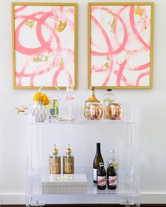 ONE. MORE. DAY. Until we will pick the winner of this gorgeous @Katie_Kime bar cart! Wondering how you can get in the running? Share all your holiday celebrations parties recipes home decor & more by tagging them with #celebratewithIBT! (#celebratewithIBT must be in the caption and the only hashtag in the caption) BONUS: The winner will have the chance to be featured on Inspiredbythis.com with their bar cart styling tips! You have until December 20 AKA Tomorrow!!