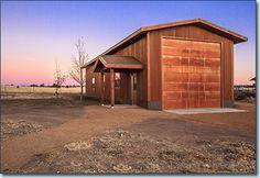 Prescor Builders | Ranch Series | Metal Steel Buildings, Barns, Garages, RV Boat Storage, Contractor, Erector, Roofing Materials, VersaTube,...