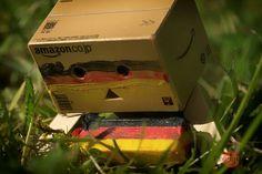 Deutschland fan Kartonfigur
