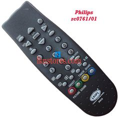 Buy remote suitable for Philips TV Model: RC0761 01 Fish at lowest price at LKNstores.com. Online's Prestigious buyers store.