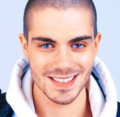 Max George of The Wanted The eyes on these boys aren't even fair