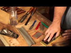 DMT Sharpening Solutions Review Video by Stumpy Nubs