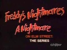 Top TV Shows 1990S | Freddys Nightmares TV Series (1988 - 1990)