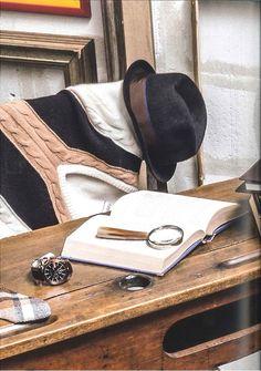 #Borsalino on Book Man magazine