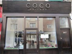 Coco Nail Bar - Relax ok this is exactly it i love the out side clean draws you in