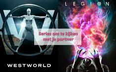 Series om te kijken met je partner - Westworld - Legion