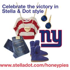 Giants Victory Jewels!