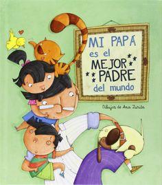 Especial #DiadelPadre: cuentos para niños sobre padres.