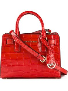 95a5af054fb4 Michael michael kors 'Dillon' Satchel Bag in Red | Lyst Michael Kors  Crossbody,
