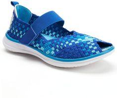PeepToe Croft & barrow ® women's stretch peep-toe sandals on shopstyle.com