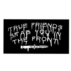 True Friends by Bring Me The Horizon. I love it!! Can't wait for the whole album to come out!
