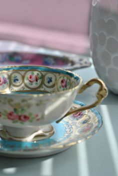 Noritake - can't afford to buy any so I'll start a Pinterest collection!